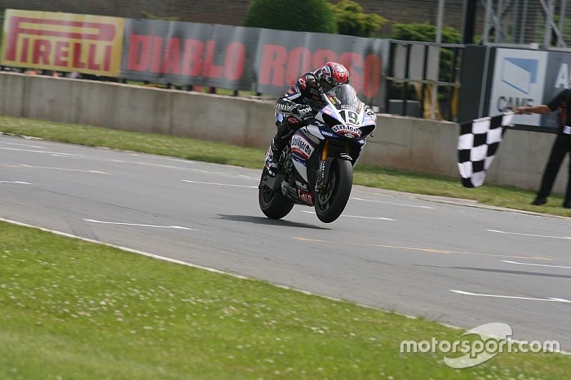Yamaha kehrt in die Superbike-WM zurück
