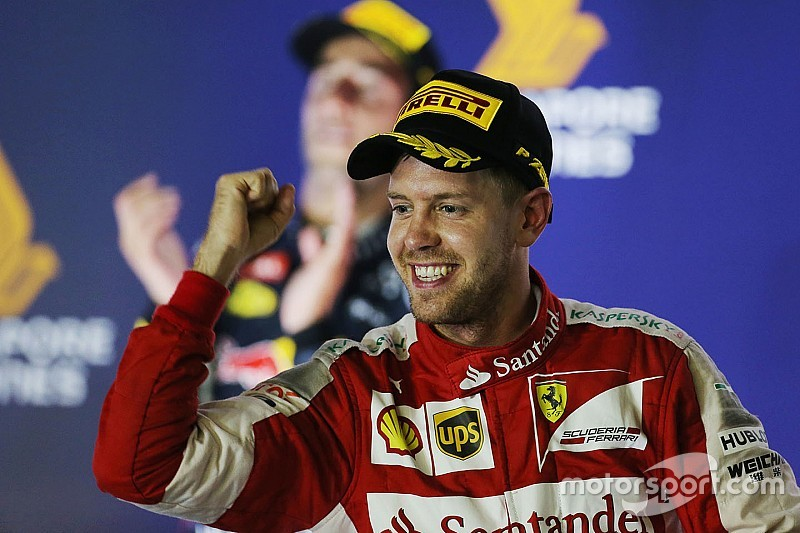 Мэнселл приветствует прогресс Ferrari