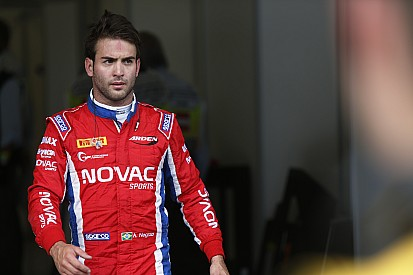 Negrao replaces Fantin at Draco for FR3.5 round at Le Mans