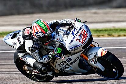 Hayden suffers broken thumb ahead of Aragon race