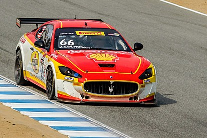 Jeff Courtney vince il Trofeo Maserati North America