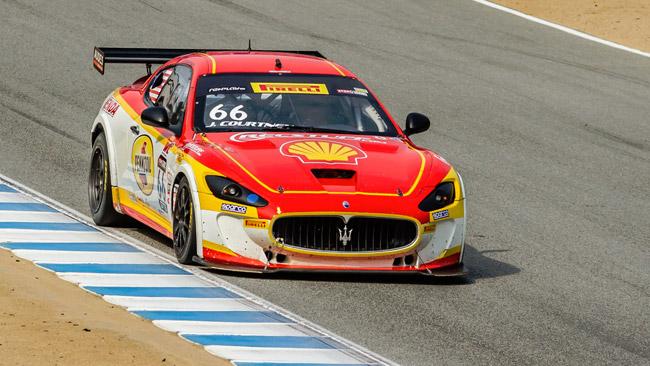 Jeff Courtney vince il Trofeo Maserati North America