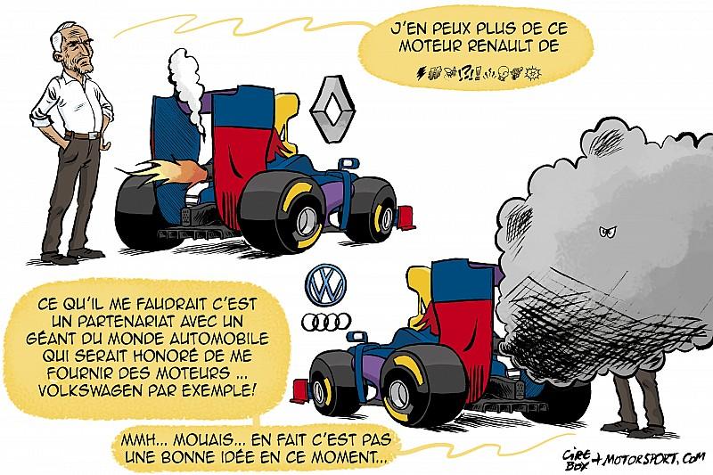 L'humeur de Cirebox - Red Bull et le scandale Volkswagen