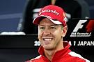 """Vettel: """"Favoritismo tem de permanecer com a Mercedes"""""""