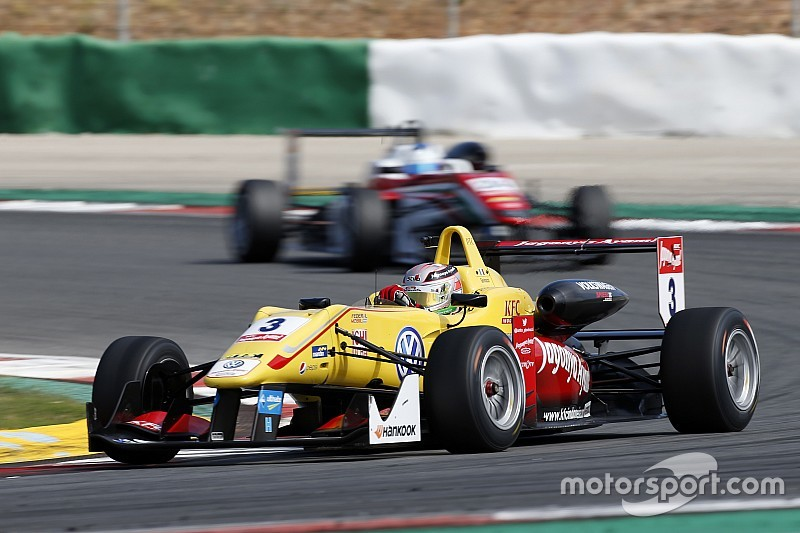 Final spurt for the FIA Formula 3 European Championship title
