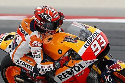 """Marquez: """"Non mi importa arrivare secondo o terzo"""""""