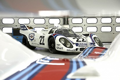 Porsche provides new services for historic motorsport