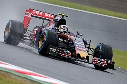 Japanese GP: Sensational Sainz masters wet conditions at Suzuka