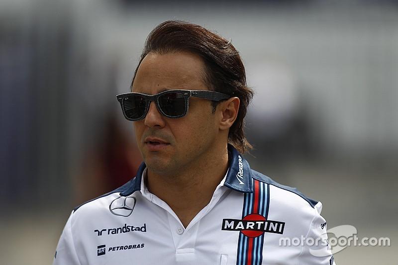 """Massa: """"F1 está mais segura um ano após acidente de Bianchi"""""""