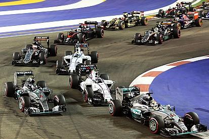 مرسيدس: سباق سنغافورة كان ليكون صعبًا حتى لو كانت سيارتنا سليمة