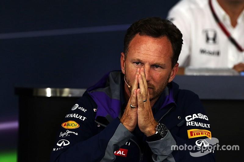 """Horner: """"Estoy haciendo todo lo que puedo para salvar a Red Bull"""""""