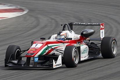 Rosenqvist si mette davanti nelle libere al Nurburgring