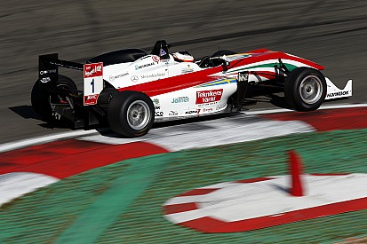 Nurburgring F3: Rosenqvist completes qualifying sweep