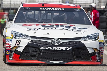 Edwards strikes first with the quickest lap in opening NHMS practice