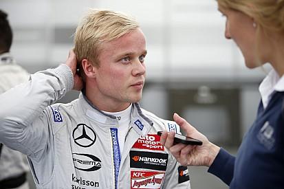 Felix Rosenqvist fa il pieno di pole al Nurburgring