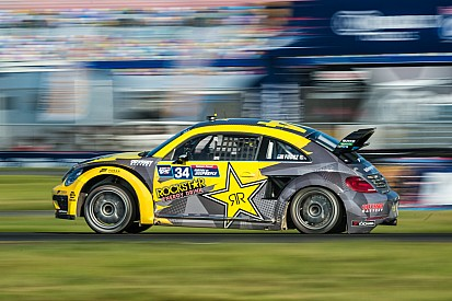 Volkswagen Andretti Rallycross and Tanner Foust sign contract extension