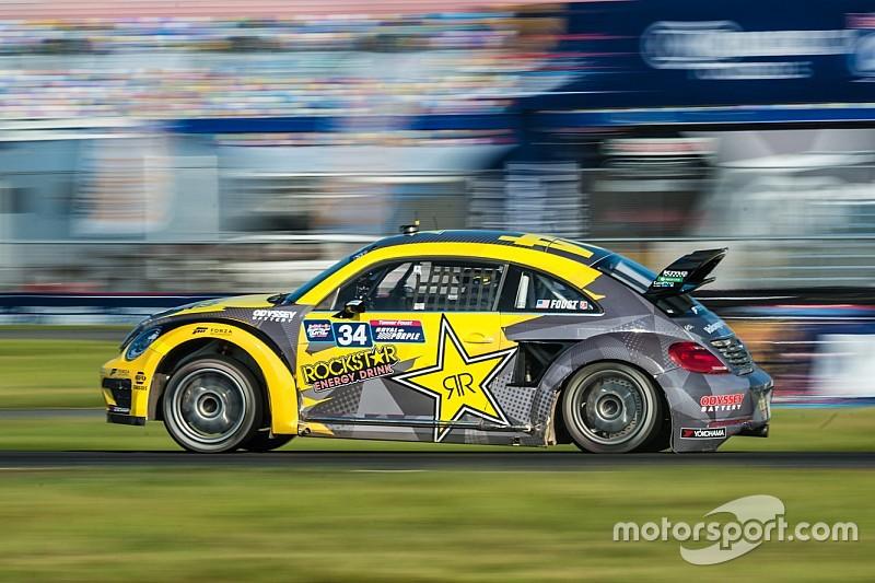 Tanner Foust Vw >> Volkswagen Andretti Rallycross And Tanner Foust Sign