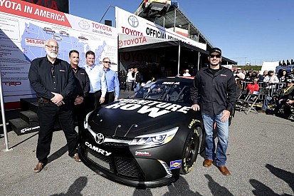 Furniture Row leaving Chevrolet, to join Toyota camp in 2016