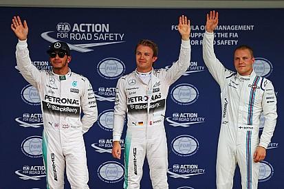Rosberg marca pole no Japão após grande acidente com Kvyat