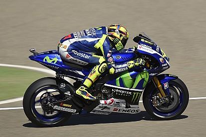La course au titre la plus difficile pour Valentino Rossi