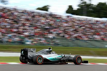 Rosberg dice estar confiado para la carrera