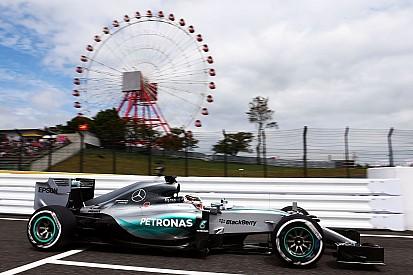 Nico Rosberg ritrova la pole position a Suzuka
