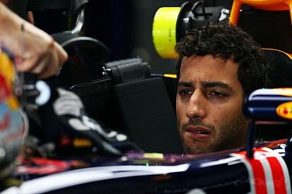 """Ricciardo: """"Me alegra saber que Daniil está bien"""""""