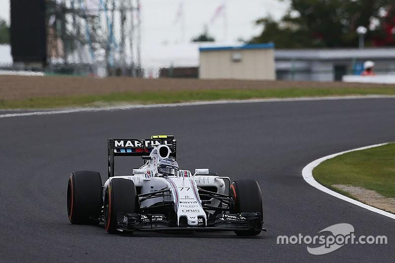 3º, Bottas comemora retorno a circuito bom para a Williams