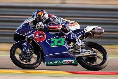 Pole position para Enea Bastianini en Aragón