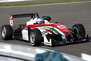 F3-Euro Reporte de calificación Felix Rosenqvist se impone en la Carrera 1 en Nurburgring