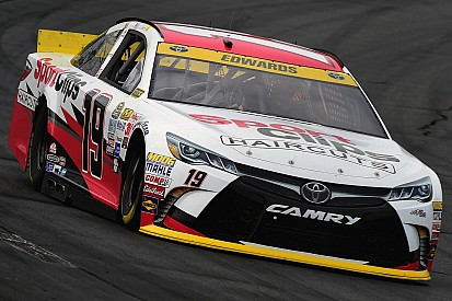 Edwards fastest once again in second Cup practice