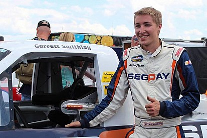 Garrett Smithley to make Xfinity debut in season finale