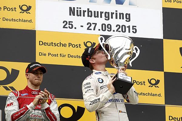 Martin vence em Nurburgring; Wehrlein é 3º e amplia liderança