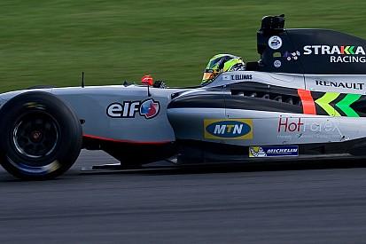 Ellinas en pole position, Rowland hors du Top 10