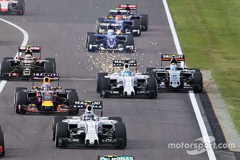 """""""Continuamos na corrida por milagre"""", diz Massa após incidente"""