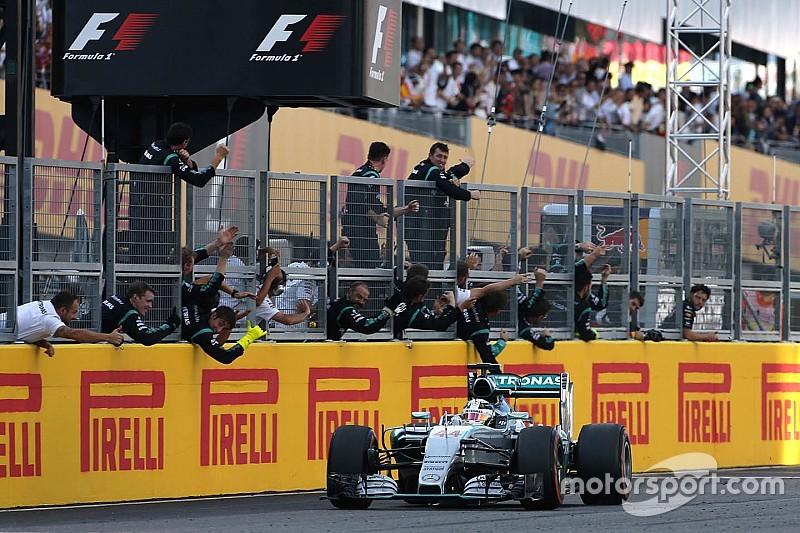 Hamilton - Egaler Senna, un des meilleurs sentiments au monde
