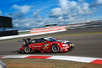 Miguel Molina holt Pole-Position für Audi am Nürburgring