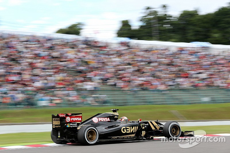 Após problemas financeiros, Lotus coloca os dois carros no top-10