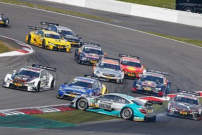 Прямой эфир: вторая гонка DTM на Нюрбургринге