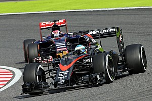 Formula 1 Breaking news Dennis unimpressed with Alonso's radio comments