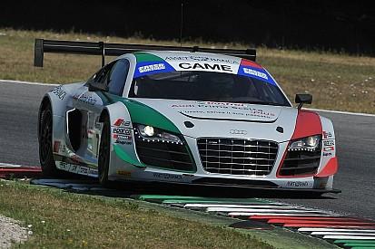 Mapelli e Amici regalano gara 2 di Misano all'Audi