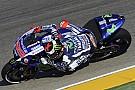 Tranquilo, Lorenzo vence em Aragón; Marquez cai e Rossi é 3º