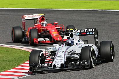 Des espoirs déçus pour Williams à Suzuka
