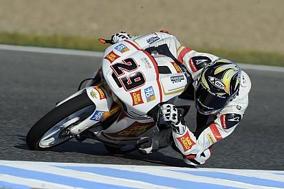 Seconda gara a punti di fila per Stefano Manzi