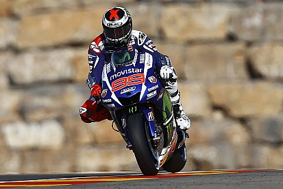 Lorenzo lands Aragón victory as Yamaha locks up Team World Title
