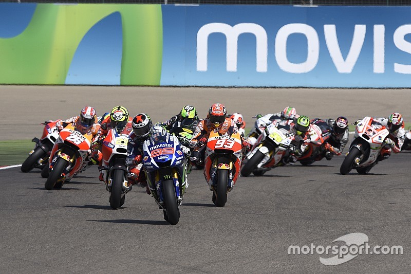 Photos - Le Grand Prix MotoGP d'Aragon en images