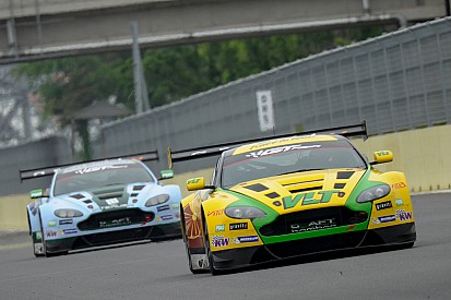 Craft-Bamboo Racing takes second Shanghai win to lead drivers' championship