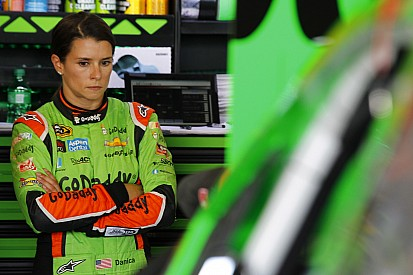 Red flag needed after Danica Patrick, David Ragan crash