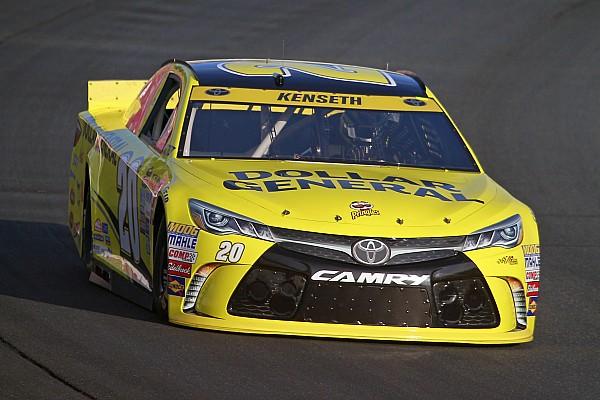 NASCAR Cup Matt Kenseth, le meilleur à l'économie d'essence