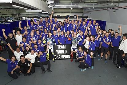 Titre assuré pour Yamaha au Championnat Teams